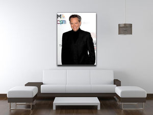 Richard E Grant in black Canvas Print or Poster - Canvas Art Rocks - 4