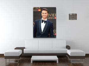 Richard Fleeshman Canvas Print or Poster - Canvas Art Rocks - 4