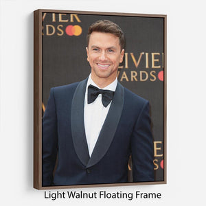 Richard Fleeshman Floating Frame Canvas - Canvas Art Rocks 7
