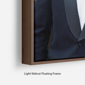 Richard Fleeshman Floating Frame Canvas - Canvas Art Rocks - 8