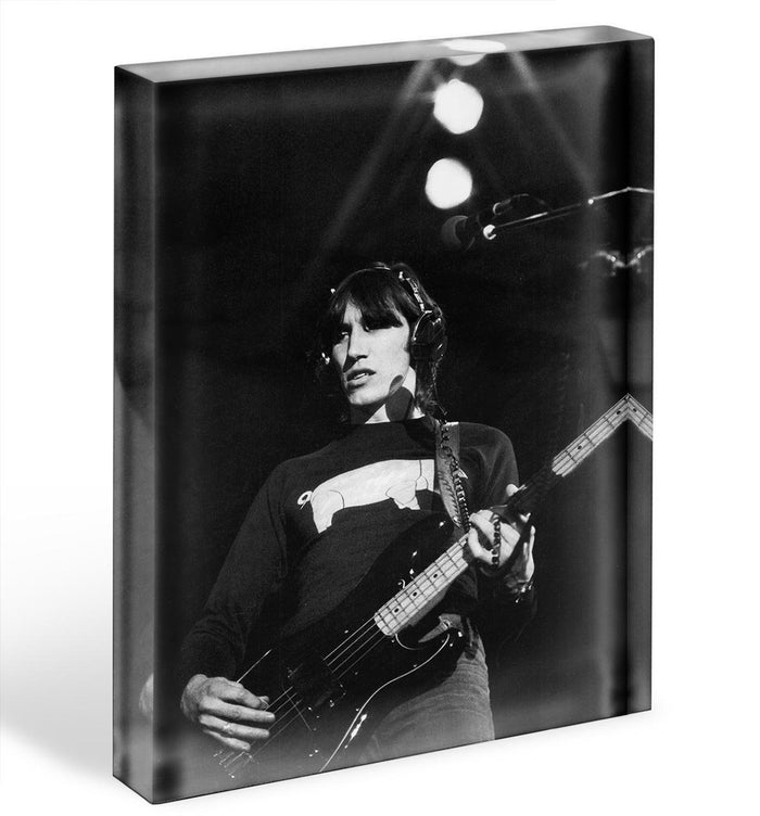Roger Waters Acrylic Block