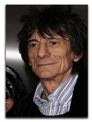 Ronnie Wood Canvas Print or Poster  - Canvas Art Rocks - 1