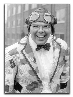 Roy Chubby Brown Canvas Print or Poster  - Canvas Art Rocks - 1