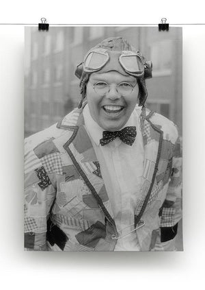 Roy Chubby Brown Canvas Print or Poster - Canvas Art Rocks - 2