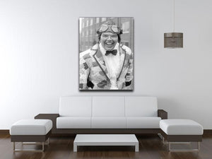 Roy Chubby Brown Canvas Print or Poster - Canvas Art Rocks - 4