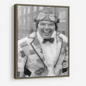Roy Chubby Brown HD Metal Print