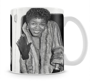 Sara Vaughan in 1962 Mug - Canvas Art Rocks - 1