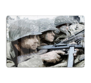 Saving Private Ryan HD Metal Print
