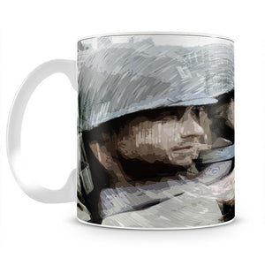 Saving Private Ryan Mug - Canvas Art Rocks - 2
