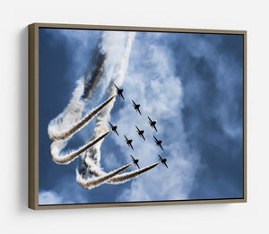 Show of force jets HD Metal Print