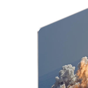 Shuttle Endeavour Launch HD Metal Print