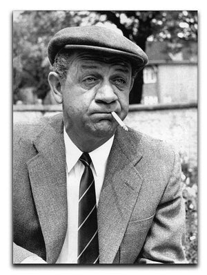 Sid James Canvas Print or Poster  - Canvas Art Rocks - 1