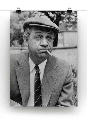 Sid James Canvas Print or Poster - Canvas Art Rocks - 2