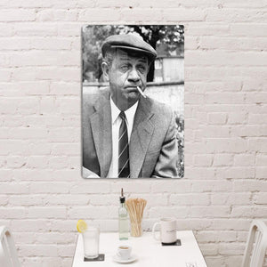 Sid James HD Metal Print
