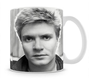 Simon Le Bon Mug - Canvas Art Rocks - 1