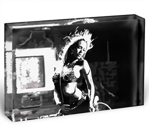 Sin City Acrylic Block - Canvas Art Rocks - 1