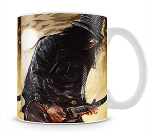 Slash Guns N Roses Mug - Canvas Art Rocks - 1