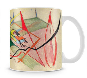 Small mythical creatures by Franz Marc Mug - Canvas Art Rocks - 1