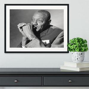 Sonny Boy Williamson Framed Print - Canvas Art Rocks - 1