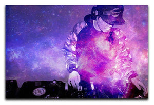 Space DJ Canvas Print or Poster  - Canvas Art Rocks - 1