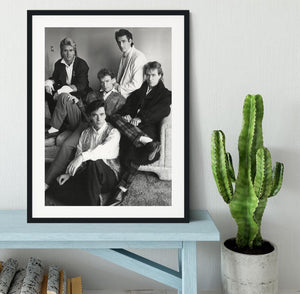 Spandau Ballet Framed Print - Canvas Art Rocks - 1