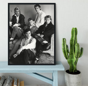 Spandau Ballet Framed Print - Canvas Art Rocks - 2