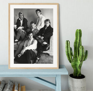 Spandau Ballet Framed Print - Canvas Art Rocks - 3