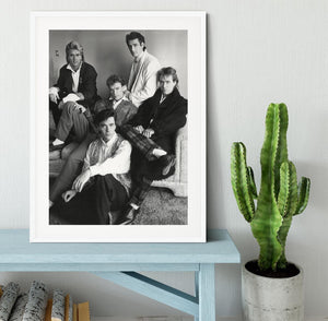 Spandau Ballet Framed Print - Canvas Art Rocks - 5