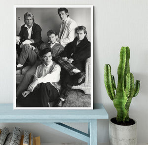 Spandau Ballet Framed Print - Canvas Art Rocks -6