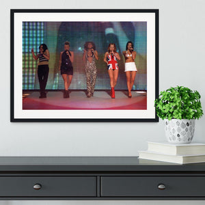 Spice Girls Framed Print - Canvas Art Rocks - 1