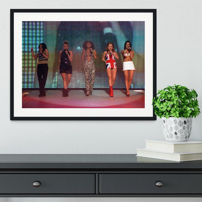 Spice Girls Framed Print