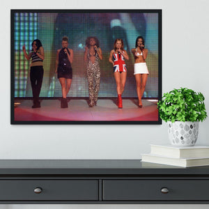 Spice Girls Framed Print - Canvas Art Rocks - 2