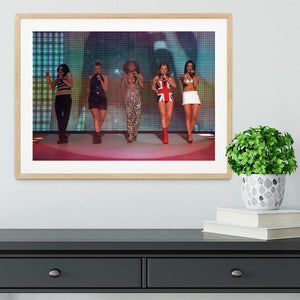 Spice Girls Framed Print - Canvas Art Rocks - 3