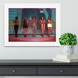 Spice Girls Framed Print - Canvas Art Rocks - 5