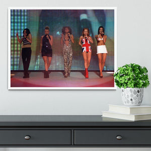 Spice Girls Framed Print - Canvas Art Rocks -6