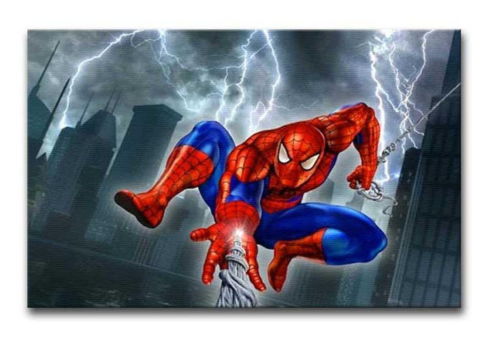 Spider-Man Canvas Print or Poster