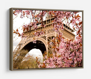Spring in Paris HD Metal Print
