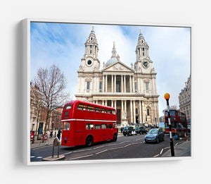 St Paul Cathedral HD Metal Print
