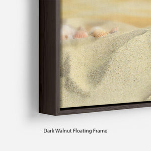 Starfish Floating Frame Canvas - Canvas Art Rocks - 6