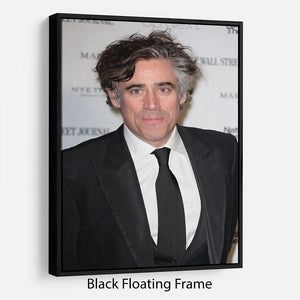 Stephen Mangan Floating Frame Canvas - Canvas Art Rocks - 1
