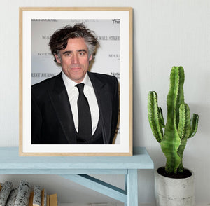 Stephen Mangan Framed Print - Canvas Art Rocks - 3