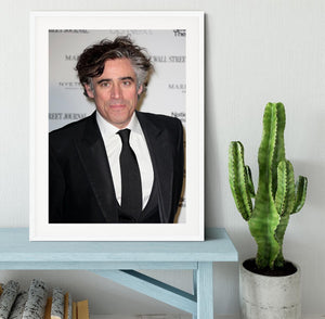 Stephen Mangan Framed Print - Canvas Art Rocks - 5