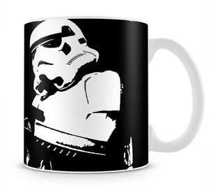 Stormtropper Mug - Canvas Art Rocks - 1