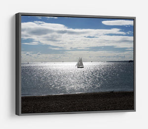 Sunshine on the sea HD Metal Print - Canvas Art Rocks - 9
