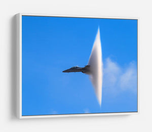 Super Hornet with transonic vapor cone HD Metal Print