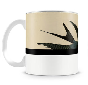 Swallow tailed Hawk by Audubon Mug - Canvas Art Rocks - 1