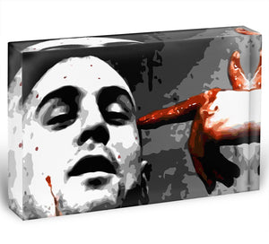 Taxi Driver Acrylic Block - Canvas Art Rocks - 1