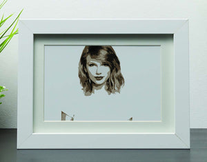 Taylor Swift Framed Print - Canvas Art Rocks - 3