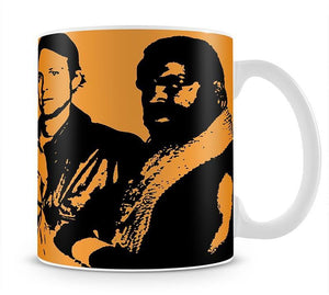 The A Team Pop Art Mug - Canvas Art Rocks - 1