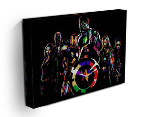 The Avengers Pop Art Canvas Print or Poster - Canvas Art Rocks - 3